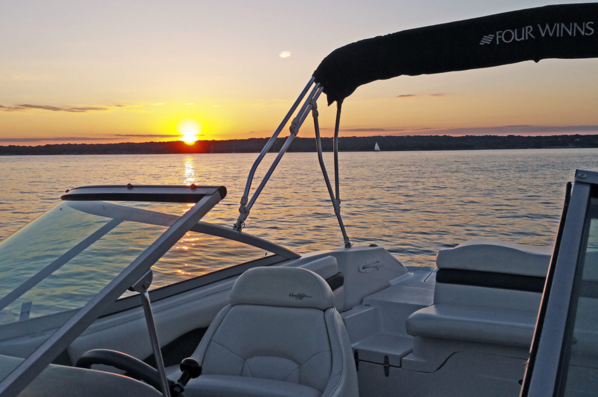 Sunset Cruise on Lake Travis Texas
